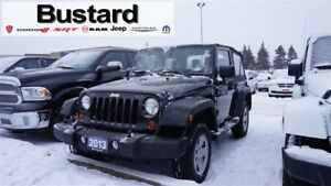2013 Jeep Wrangler SPORT | | 8 SPEAKES | TINTED WINDSHIELD