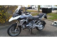 BMW R1200 GS LC 2014