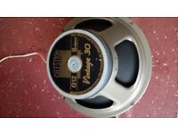 guitar speaker celestion 12 80w