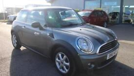 MINI HATCH ONE 1.6 ONE GRAPHITE 3d 98 BHP QUALITY & VALUE CHECKED (grey) 2010
