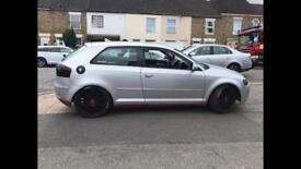 Audi A3 2.0tdi sports 6speed manual