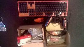 Raspberry Pi 3 Model B and accessories