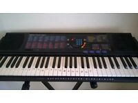 electric keyboard with stand spr150