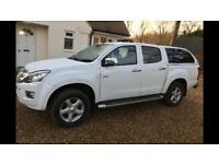 2014 izuzu d max 2.5 twin turbo yukon edtion twin cab