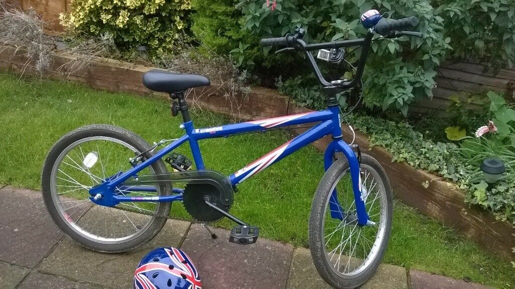 BMX Creed Bike