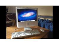 Apple iMac A1208 Core 2 Duo running Lion