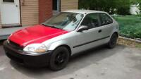 Honda civic DX 1998