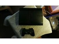 Ps3 superslim 250gb hdd.