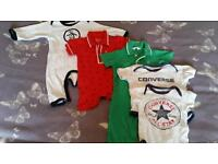 Huge bundle boys clothes 3-6 months