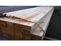 New 5x2(120mmx45mm) C16 Kiln Dried,Easy Edge Timbers-All Lengths