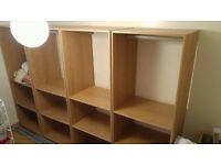 IKEA PAX Wardrobe x 2 - FREE-150 cm width 200 cm height each, already dismantled, no doors or backs