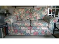 Two Seater M&S Settee / Sofa