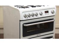 LIKE NEW Hotpoint Gas Cooker Oven