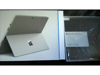 **Brand New, Sealed ** Microsoft Surface Pro 4 Tablet with Pen and Type Cover