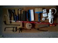job lot tools and decorating items, shirley croydon