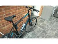 2016 model Specialized XL sirrus bike .Matt black . Never used brand new