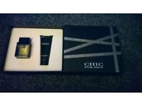 Chic for Men boxed set by Carolina Herrera