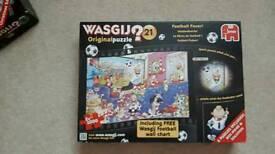 Wasjig 1000 piece puzzle