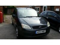 Ford Focus cmax 54 plate (2005)