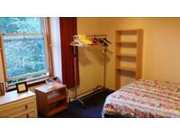 Large double room available until end August