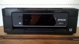 Epson XP412 Printer & Scanner. Suitable for spares / parts.