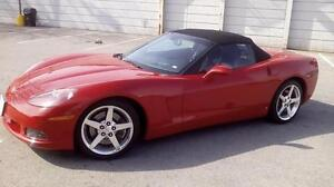 2006 Chevrolet Corvette Victory Red Convertible