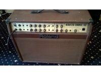 Roland AC-100 acoustic amp