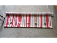 Striped Roller blind