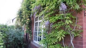 To Rent: Pretty Period Semi-Detached 3 Bed House in Exminster near Exeter - optional part furnished