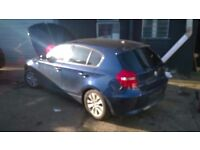 BMW 118D 60 plate, Other BMW , Audi, Range rover Export or repair.