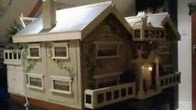 Large Old Dolls House