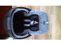 free mamas papas car seat