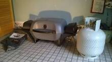 everdue e2go bbq grill oven and 9kg gas bottle full Aldgate Adelaide Hills Preview