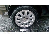 "Renault Megane/Scenic/Convertible Alloy Wheel 205/50/16"""