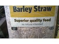 2 x 2kg bags of Barley Straw (chickens, small animals etc)