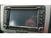 Vw double din stereo