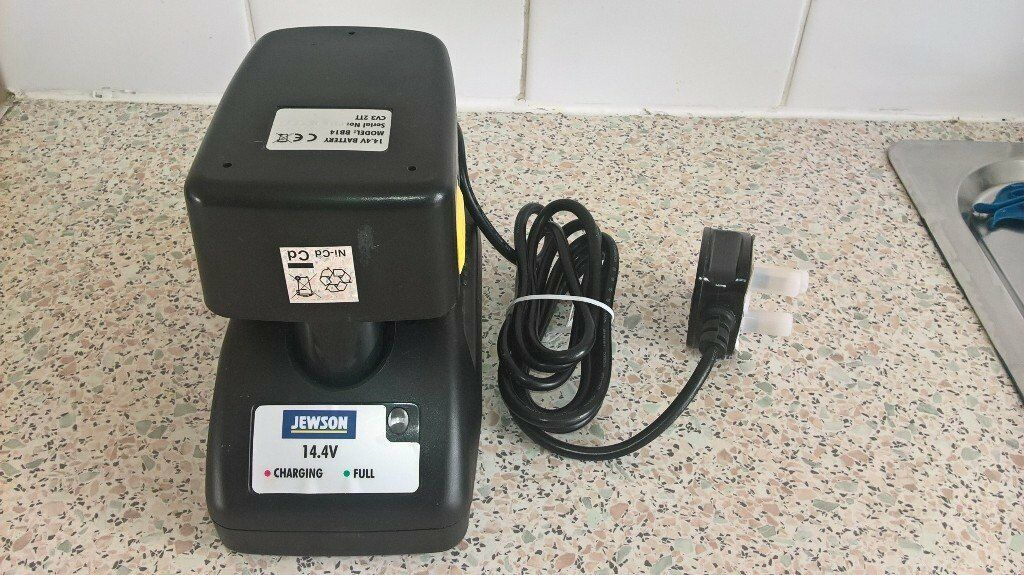 Jewson Power Tool Battery & Charger