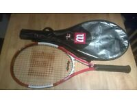 Roger Federer tennis racket