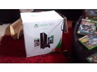 Xbox 360 17 games 2 wireless control pads skylander figures and portals excellent condition