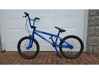 """Mongoose 20"""" BMX bike. In very good condition as hardly used ."""