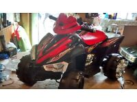 Electric ride on quad bike (new) 12 volt