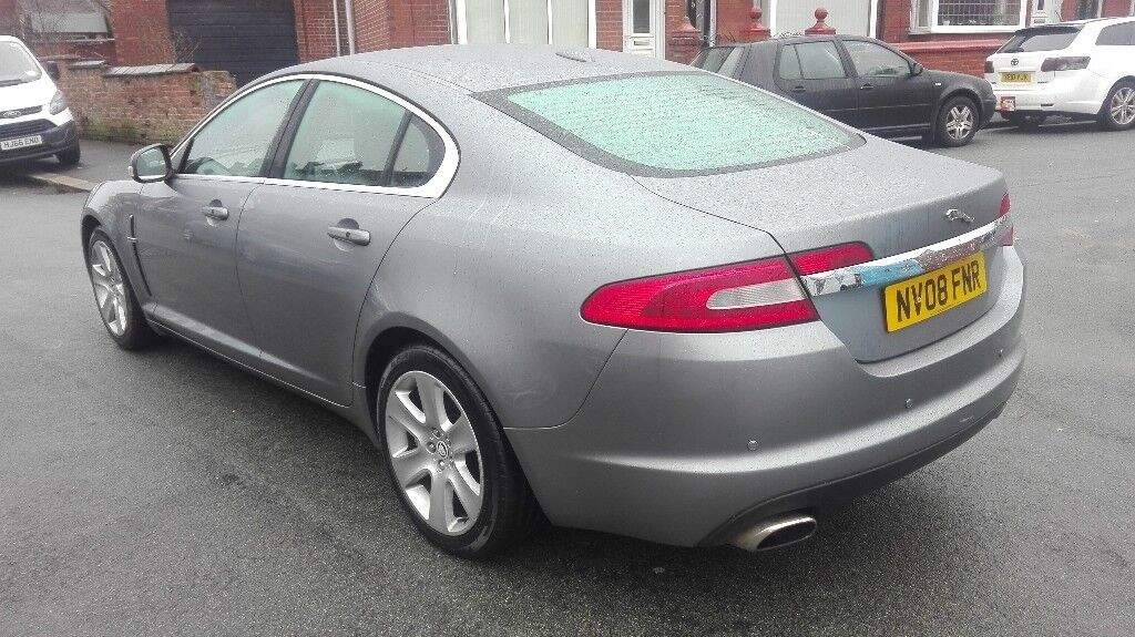 for sale 2008 jaguar xf 2.7d v6 automatic new shape | in