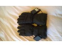 Ski snowboard heater gloves