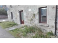 large one bed flat, Evanton