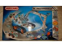 Meccano multi models 15 ** brand new **