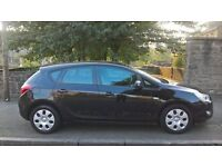 Vauxhall Astra Exclusiv 113 1.6 2010 (10) **Full Years MOT**Cheapest New Shape In Tayside**£3295**