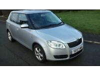2007 SKODA FABIA 1.2 PETROL, SPARES OR REPAIR, STARTS AND DRIVES WELL,