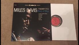 Miles Davis 'Kind Of Blue' Vinyl LP