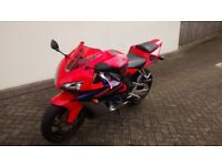 CBR 1000RR Fireblade 2005, VGC, PSH, Low miles. LOWEST PRICE DEVON/CORNWALL