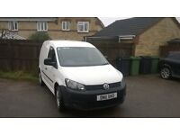vw caddy van for sale